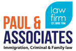 Paul & Associates Law Firm | Immigration, Criminal & Family Law